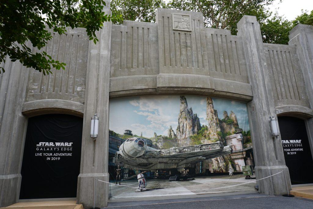 Star Wars: Galaxy's Edge – Agosto de 2019