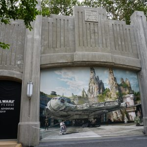 Star Wars: Galaxy's Edge – Agosto de 2019