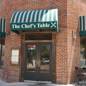 The Chef's Table at The Edgewater