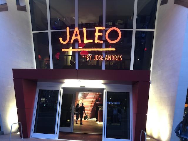 Ponto Orlando Restaurantes na Disney Jaleo 002