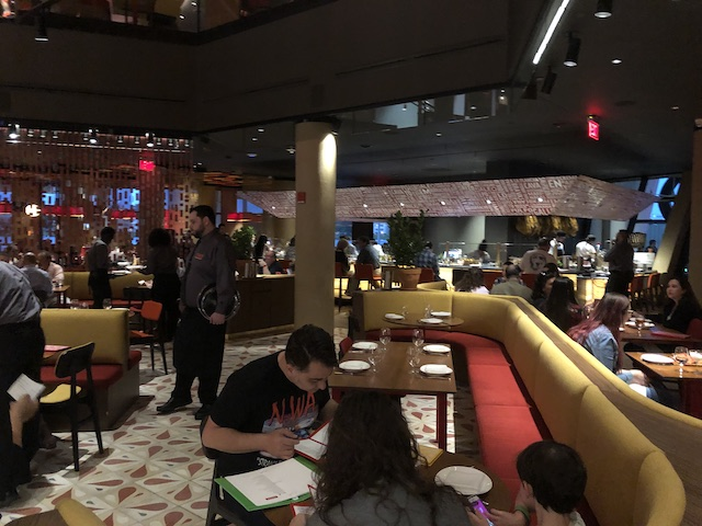 Ponto Orlando Restaurantes na Disney Jaleo 005