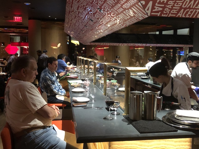 Ponto Orlando Restaurantes na Disney Jaleo 006