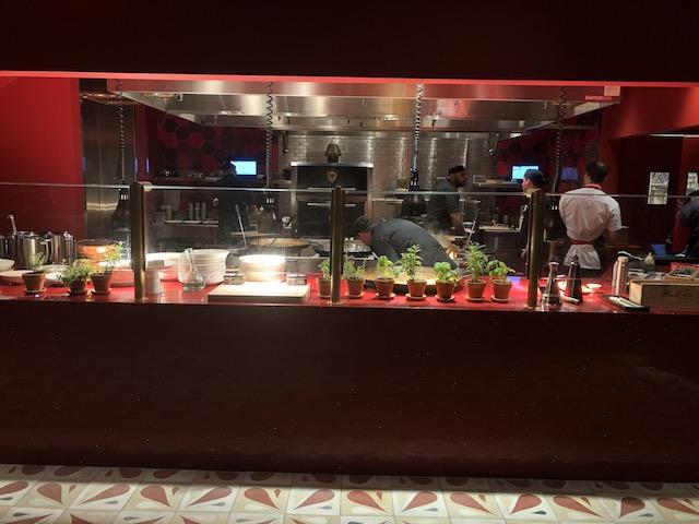 Ponto Orlando Restaurantes na Disney Jaleo 003