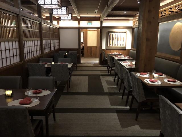 Ponto Miami Restaurantes na Disney Takumi Tei 001