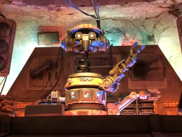 Ponto Orlando Star Wars Galaxy's Edge 001