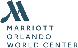 Ponto Orlando Hotel em Orlando Marriott Orlando World Center logo