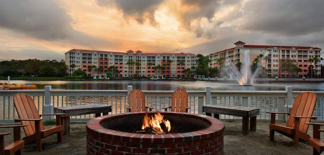 Ponto Orlando Hotel em Orlando Marriott Grande Vista 1